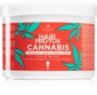 Kallos Hair Pro-Tox Cannabis Elvyttävä Hiusnaamio Hamppuöljyllä