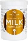 Kallos KJMN máscara com proteínas de leite