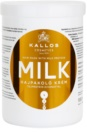 Kallos KJMN маска  с млечен протеин