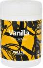 Kallos Vanilla maszk száraz hajra