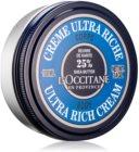 L'Occitane Karité výživný telový krém 200 ml pre suchú až veľmi suchú pokožku