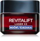 L'Oréal Paris Revitalift Laser X3 crema regeneratoare de noapte impotriva imbatranirii pielii