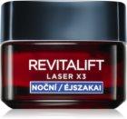 L'Oréal Paris Revitalift Laser X3 crema regeneratoare de noapte împotriva îmbătrânirii pielii