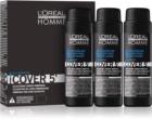 L'Oréal Professionnel Homme Cover 5' тонуюча фарба для волосся 3 шт