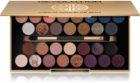 Makeup Revolution Fortune Favours the Brave paletka očných tieňov so zrkadielkom a aplikátorom