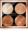 Makeup Revolution Cheek Kit paletka na tvár