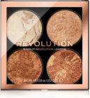 Makeup Revolution Cheek Kit Palette visage