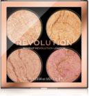 Makeup Revolution Cheek Kit paletta arcra