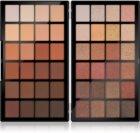 Makeup Revolution Colour Book палитра с прахообразни сенки за очи