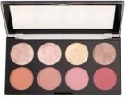 Makeup Revolution Blush paleta de coloretes