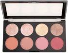 Makeup Revolution Blush paleta fard de obraz
