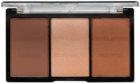 Makeup Revolution Ultra Sculpt & Contour palete de cores para contorno de rosto