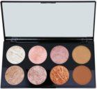 Makeup Revolution Ultra Blush paleta róży