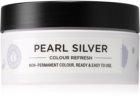 Maria Nila Colour Refresh Pearl Silver jemná vyživujúca maska bez permanentných farebných pigmentov