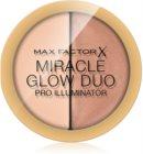 Max Factor Miracle Glow Duo krémový rozjasňovač