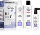 Nioxin System 5 Color Safe Chemically Treated Hair Light Thinning Kosmetiikkasetti (Normaalien, Luonnollisten Ja Kemiallisesti Käsiteltyjen Hiusten Vaikeaan Ohenemiseen) Unisex