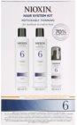 Nioxin System 6 Color Safe Chemically Treated Hair set cadou VI. (pentru parul subtiat)