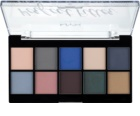 NYX Professional Makeup Perfect Filter Shadow Palette paleta očních stínů