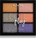 NYX Professional Makeup Foil Play Lidschatten-Palette