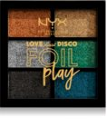 NYX Professional Makeup Love Lust Disco Foil Play Eyeshadow Palette