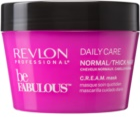 Revlon Professional Be Fabulous Daily Care regeneracijska in vlažilna maska