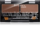 Rimmel Brow This Way palette sopracciglia