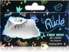 Rude Cosmetics Essential Faux Mink 3D Lashes ciglia finte
