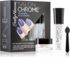 Sally Hansen Salon Chrome Cosmetic Set For Women