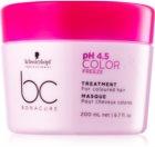 Schwarzkopf Professional BC Bonacure pH 4,5 Color Freeze maska pro barvené vlasy