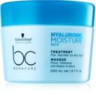 Schwarzkopf Professional BC Bonacure Hyaluronic Moisture Kick máscara para cabelo com ácido hialurónico
