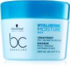 Schwarzkopf Professional BC Bonacure Hyaluronic Moisture Kick маска за коса с хиалуронова киселина