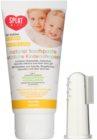 Splat Baby prirodna zubna pasta za djecu s četkicom za masažu