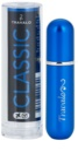 Travalo Classic plnitelný rozprašovač parfémů unisex Blue