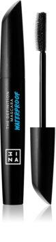 3INA The Definition Mascara hosszabbító szempillaspirál vízálló