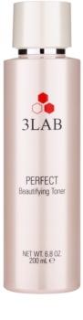 3Lab Cleansers & Toners tónico iluminador com ginseng