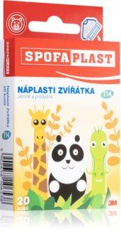 3M Spofaplast Zvířátka náplast pro děti