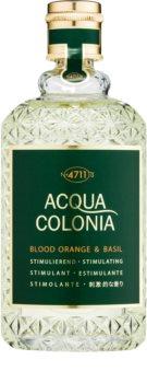 4711 Acqua Colonia Blood Orange & Basil agua de colonia unisex