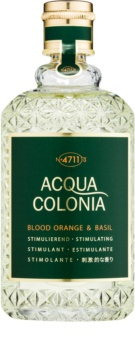 4711 Acqua Colonia Blood Orange & Basil eau de cologne mixte
