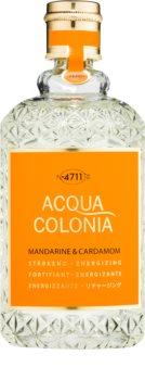 4711 Acqua Colonia Mandarine & Cardamom água de colónia unissexo