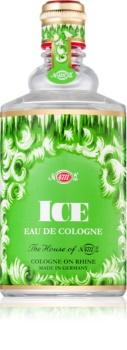 4711 Ice água de colónia para homens