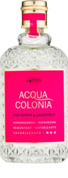 4711 Acqua Colonia Pink Pepper & Grapefruit agua de colonia unisex