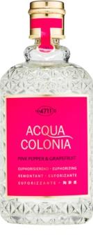 4711 Acqua Colonia Pink Pepper & Grapefruit eau de cologne mixte