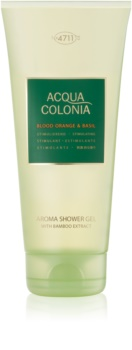 4711 Acqua Colonia Blood Orange & Basil Shower Gel Unisex