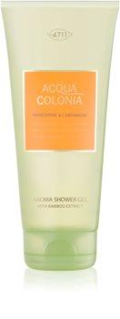 4711 Acqua Colonia Mandarine & Cardamom gel de duș unisex