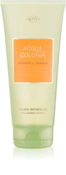 4711 Acqua Colonia Mandarine & Cardamom gel za prhanje uniseks