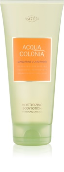 4711 Acqua Colonia Mandarine & Cardamom Body Lotion Unisex