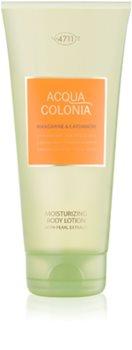 4711 Acqua Colonia Mandarine & Cardamom lait corporel mixte