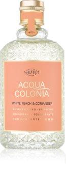 4711 Acqua Colonia White Peach & Coriander woda kolońska unisex