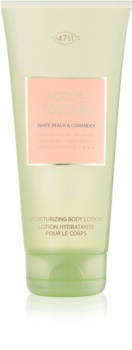4711 Acqua Colonia White Peach & Coriander Body Lotion Unisex