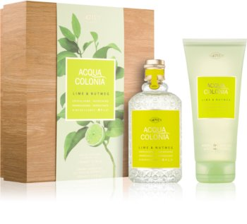 4711 Acqua Colonia Lime & Nutmeg set cadou I. unisex